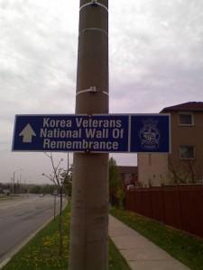 Korean sign